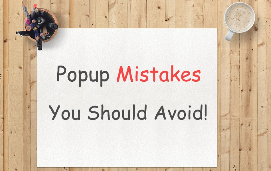 photo popup mistakes