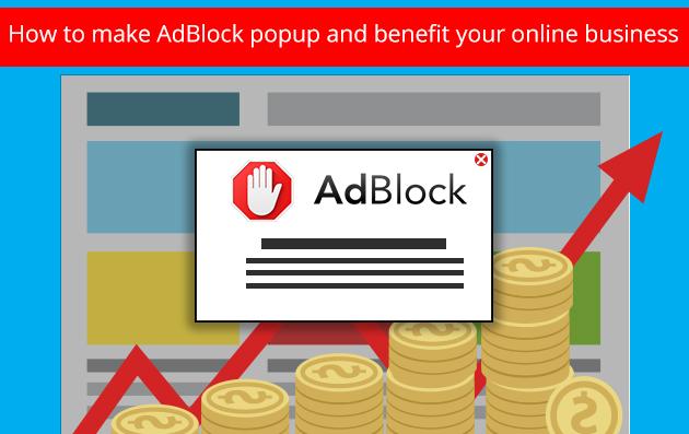 adblock popup