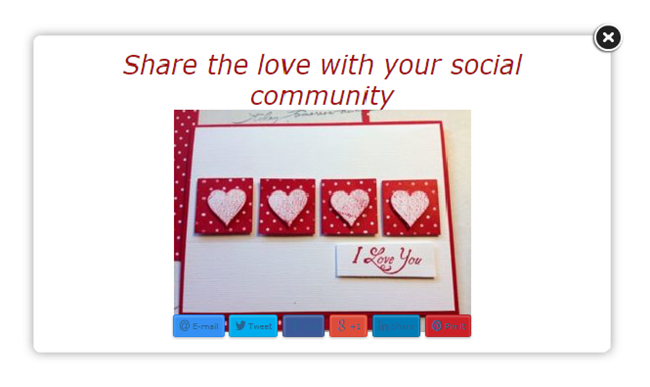 Social-popup-for-Valentines-day-hearts-and-share-buttons-below