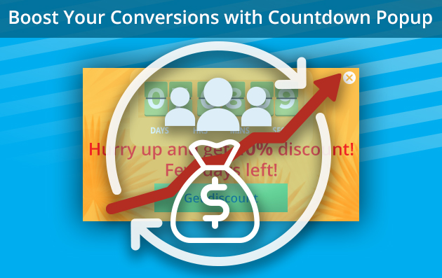 Boost Your Conversions with Countdown Popup