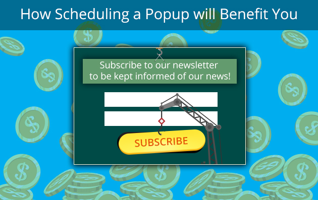 How Scheduling a Popup will Benefit You