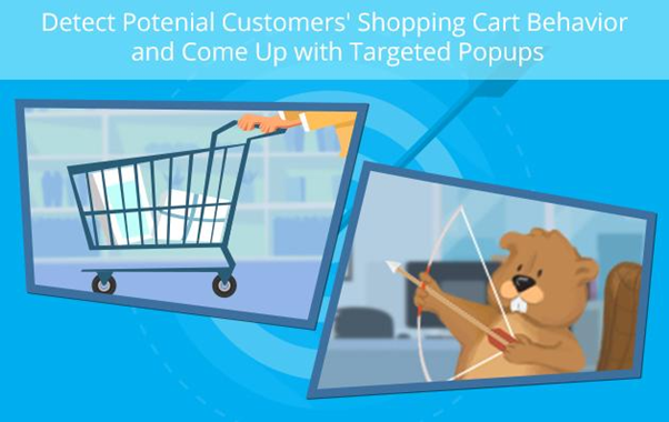Detect Potential Customers Shopping Cart BEhavior and Come up with Targeted Offers